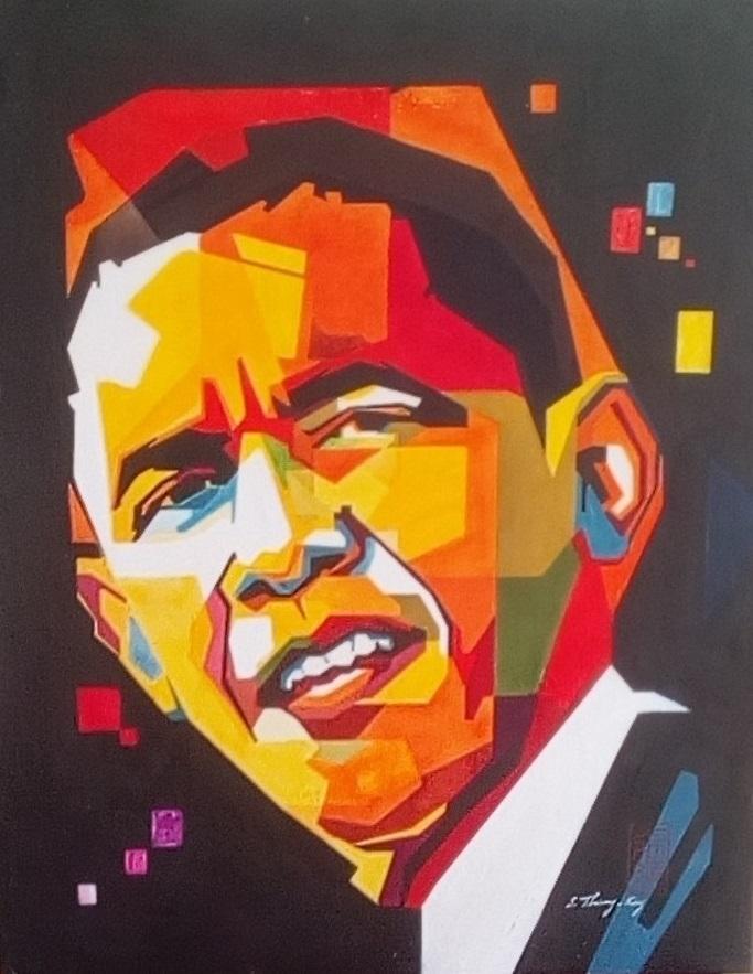 """"""" Barack Obama """""""