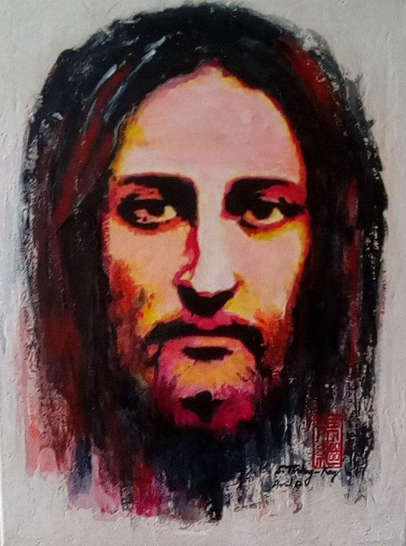 """"""" Visage du Christ """""""