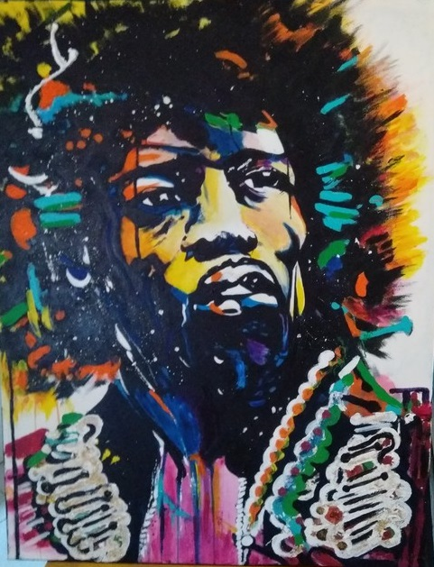 """Jimmy Hendrix"""