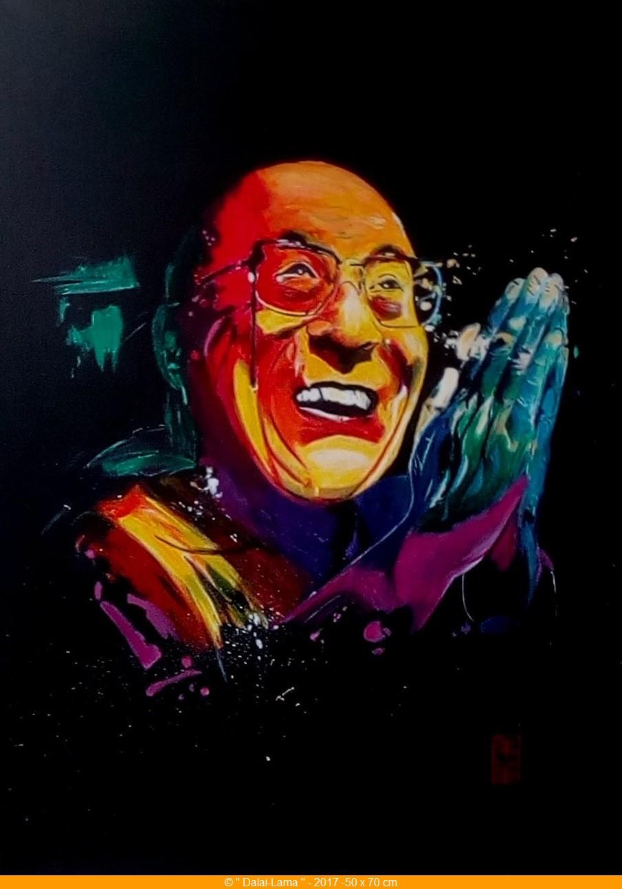 """""""Dalaï-Lama"""""""