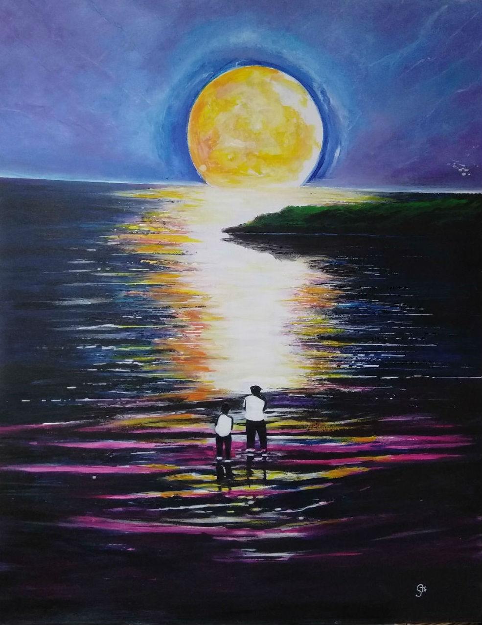 """""""Super-lune"""""""