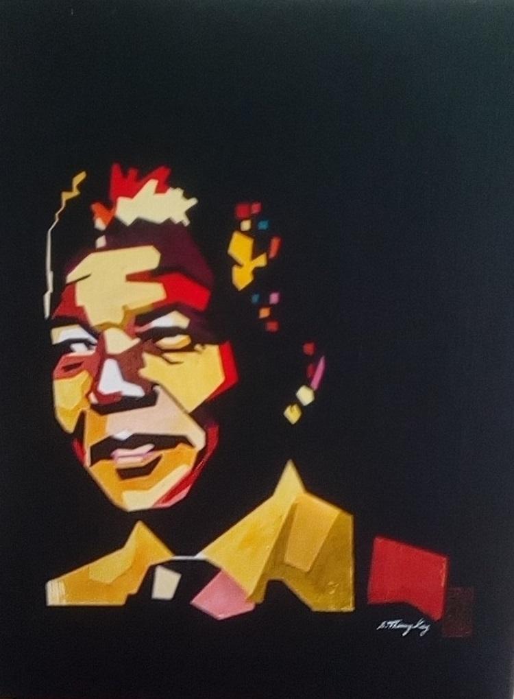 """"""" Nelson Mandela """""""