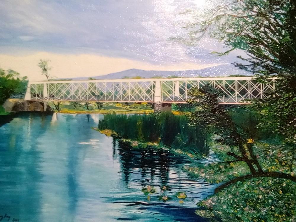 """"""" Pont ferroviaire """""""
