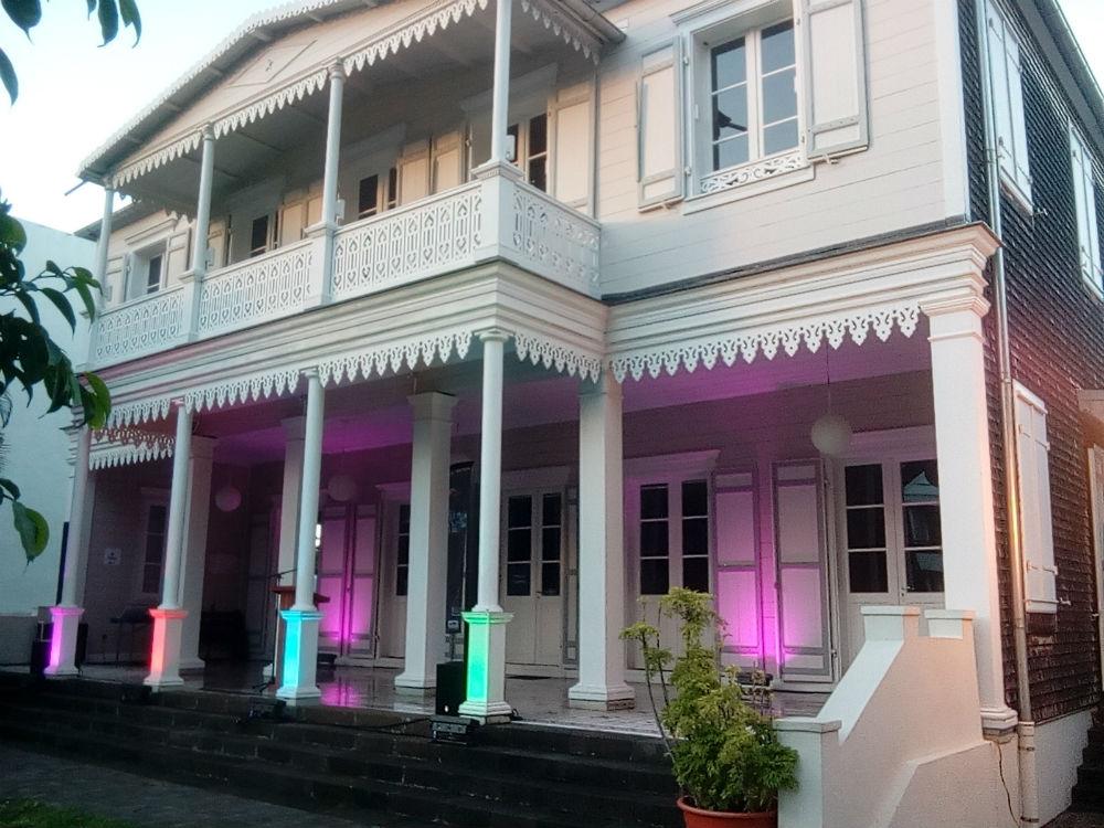Villa de la Région lieu d'exposition